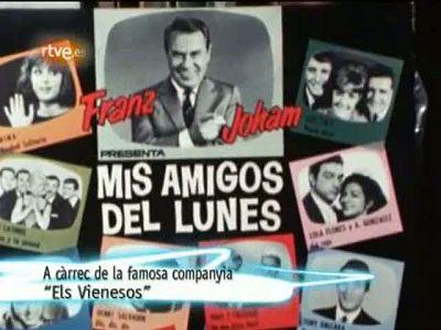 """Franz Johan y Gustavo Re en """"Amigos del lunes"""""""