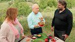 Doctor Romero - La pareja realiza la selección de alimentos