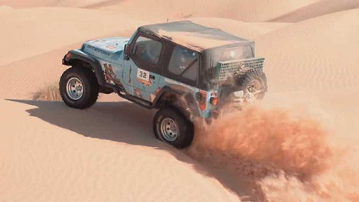 Desert Raid 2016 - VER AHORA
