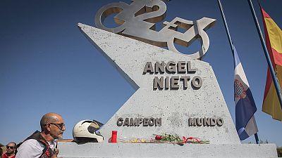 Homenaje a nieto en Jerez