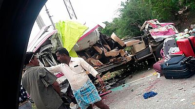 India es uno de los países más peligrosos en la carretera