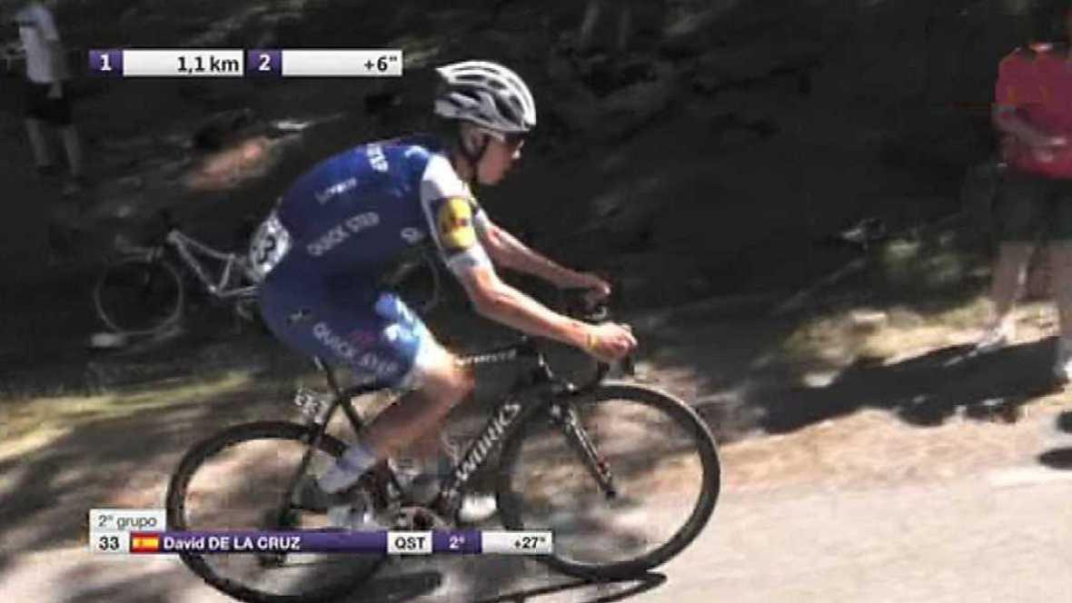 Ciclismo - Vuelta a Burgos 2017. Etapa 5ª - VER AHORA