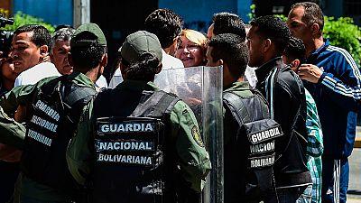 La Asamblea Nacional Constituyente de Venezuela destituye a la fiscal general