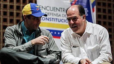Julio Borges ha pedido al Gobierno que cuente la verdad