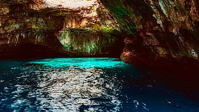 Un equipo de buceadores busca en Cantabria cuevas contemporáneas de Altamira