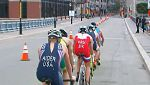 Triatlón - ITU World Series. Carrera Élite Masculina. Prueba Montreal (Canadá)