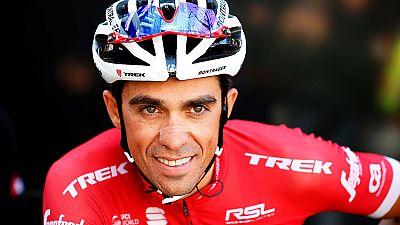 Contador anuncia su retirada tras la vuelta