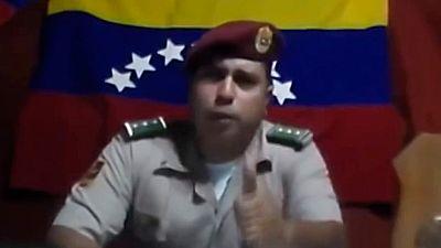 El capitán Juan Caguaripano se ha convertido en el hombre más buscado por el Gobierno de Venezuela