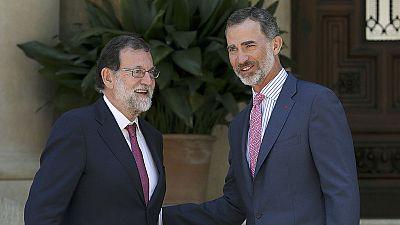 """Rajoy asegura que la ley del referéndum es """"una nueva patada al sistema democrático"""""""