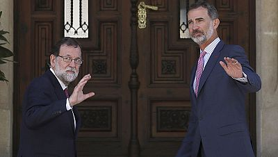 Rajoy advierte que el Gobierno recurrirá ante el TC la ley del referéndum si el Parlament la admite a trámite
