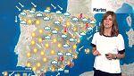 La AEMET prevé para este martes una entrada de aire frío que traerá una bajada de temperaturas en el nordeste