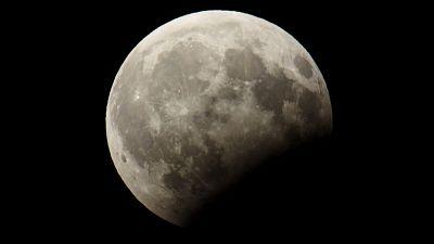 Segundo eclipse de Luna de este año