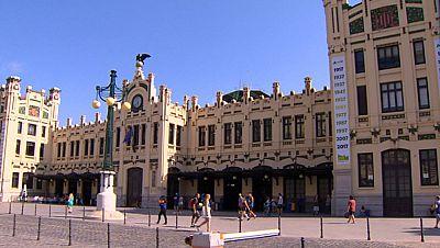En Valencia están de cumpleaños: es el centenario de su Estación del Norte