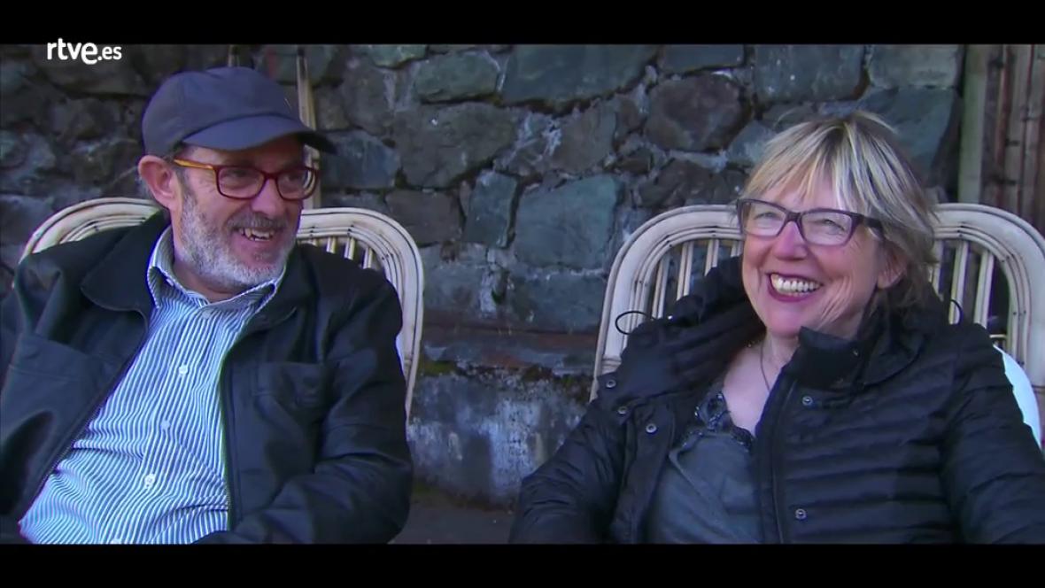 Hotel Romántico - Antonio y Maite regresan de la cabaña