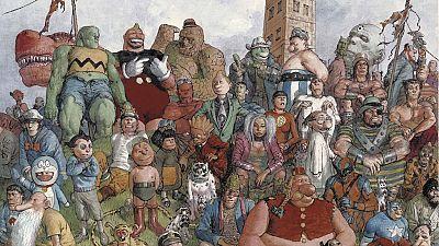 Viñetas desde el Atlántico, la cita anual con el mundo del tebeo y el cómic en A Coruña