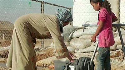El campo de refugiados de Zaatari cumple cinco años desde su apertura