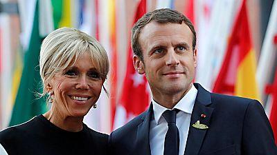 Birgitte Macron y la controversia en Francia en torno a la primera dama