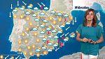 La Aemet prevé para este miércoles un descenso generalizado de las temperaturas