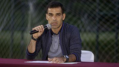 EE.UU. sanciona al futbolista mexicano Rafa Márquez por lazos con un narco