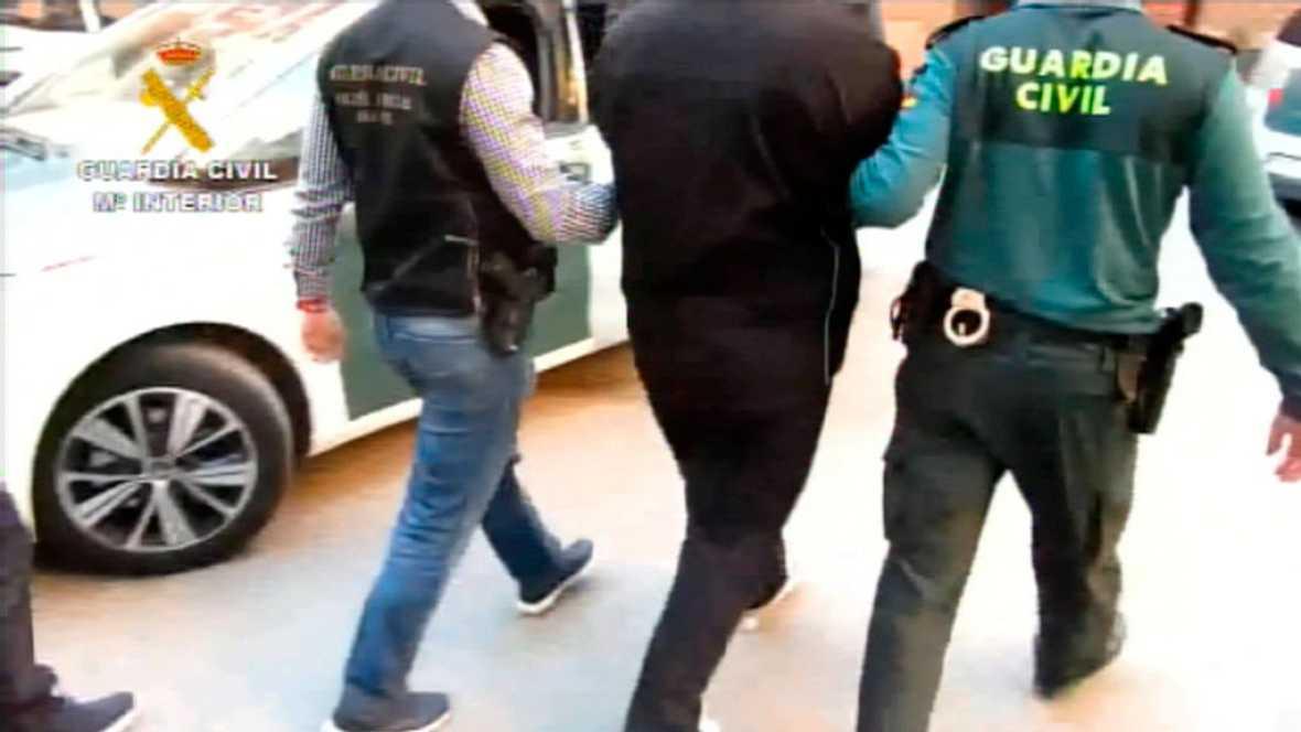 La Guardia Civil detiene a siete personas por el asesinato de un camionero en 2014 en Albacete