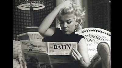 Sale a subasta una colección de fotos de Marilyn Monroe