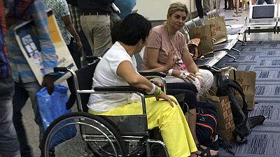 Una de las cooperantes herida en el accidente en la India volverá este viernes tras recibir el alta