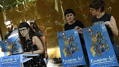 """La CUP llama a desobedecer al Estado """"barriendo"""" al rey, a Rajoy, Aznar, Pujol y Artur Mas"""
