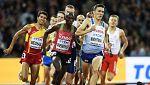 Atletismo - Campeonato del Mundo al Aire Libre. 7ª jornada sesión vespertina (2)
