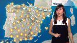 La AEMET prevé para este viernes una progresiva recuperación de las temperaturas