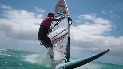 Windsurf y Kitesurf - Campeonato del Mundo (Fuerteventura) - ver ahora