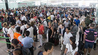 El Gobierno enviará más Guardia Civil al aeropuerto de Barcelona-El Prat
