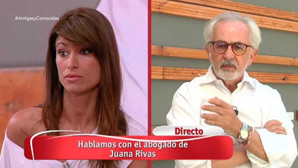 Amigas y conocidas - 11/08/17 - ver ahora