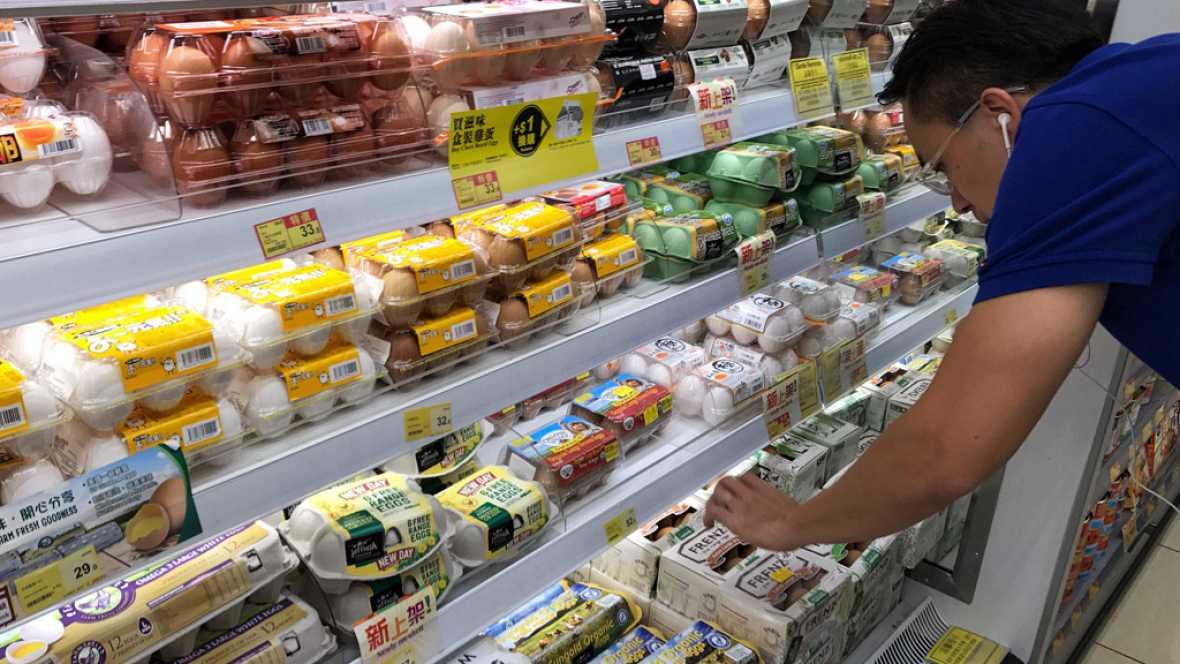 La crisis del fipronil afecta ya a 16 países europeos más Hong Kong