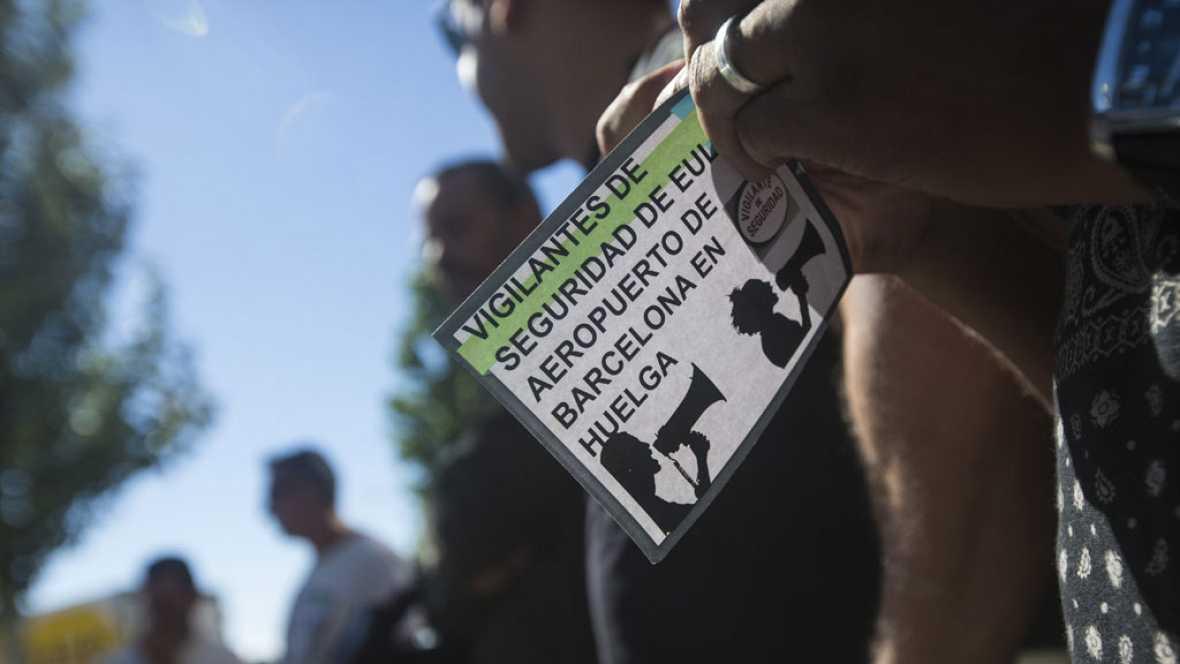 Los trabajadores de El Prat votarán de nuevo la propuesta de la Generalitat el domingo, la víspera de la huelga