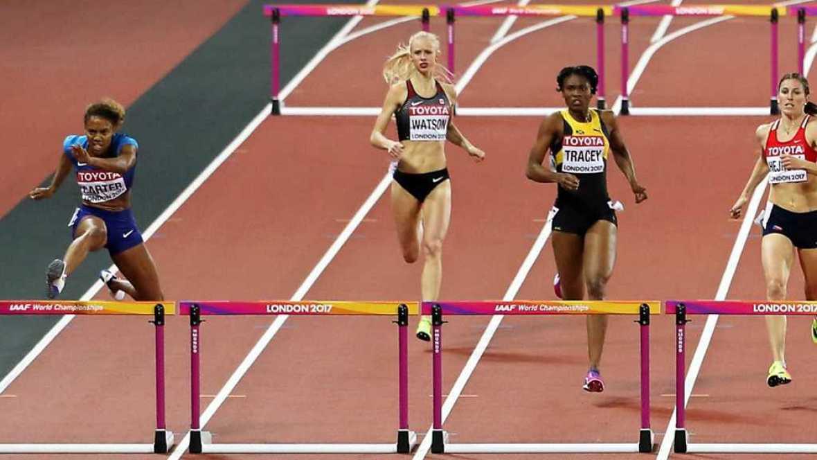 Atletismo - Campeonato del Mundo al Aire Libre. 8ª jornada sesión vespertina (2), desde Londres - ver ahora