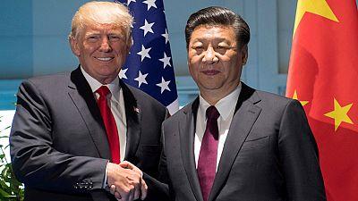 Donald Trump y Xi Jinping abordan en una conversación telefónica la crisis con Corea del Norte