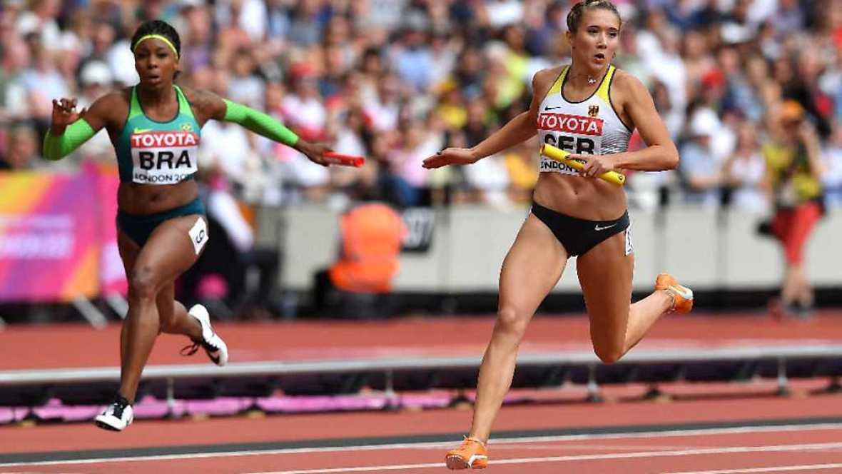 Atletismo - Campeonato del Mundo al Aire Libre. 9ª jornada sesión matinal (1), desde Londres - ver ahora