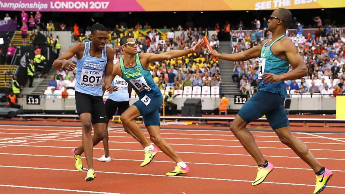 Atletismo - Campeonato del Mundo al Aire Libre. 9ª jornada sesión matinal (2), desde Londres - ver ahora