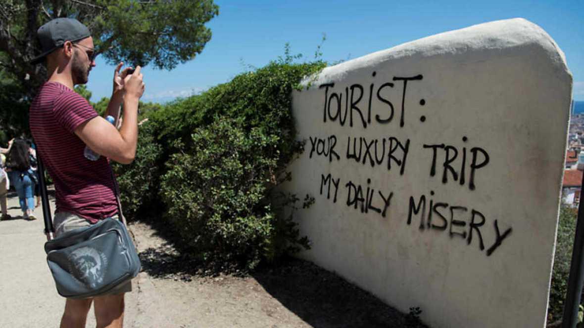 Informe Semanal - Turismofobia contra economía - ver ahora