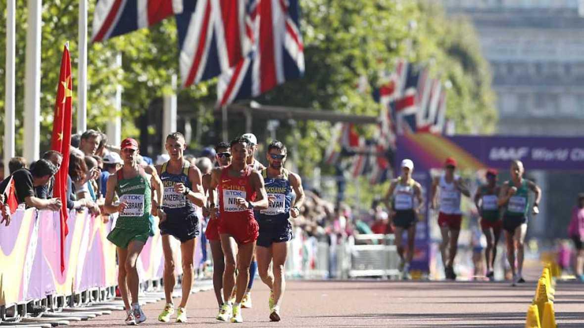 Atletismo - Campeonato del Mundo al Aire Libre. 10ª jornada sesión matinal (1), desde Londres - ver ahora