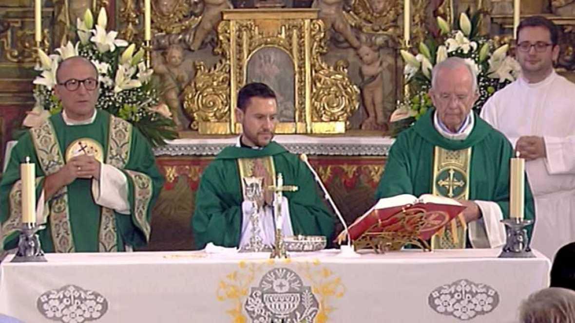 El Día del Señor - Parroquia de San Juan Bautista en Crespos - ver ahora