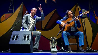 Alfredo Tejada gana la Lámpara Minera 2017
