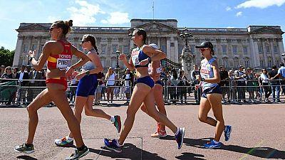 Atletismo - Campeonato del Mundo al Aire Libre. 10ª jornada sesión matinal (3), desde Londres - ver ahora