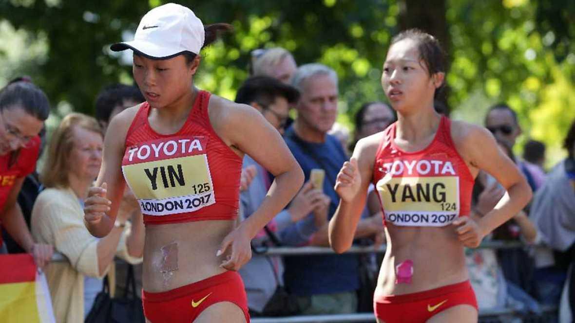 Atletismo - Campeonato del Mundo al Aire Libre. 10ª jornada sesión matinal (2), desde Londres - ver ahora