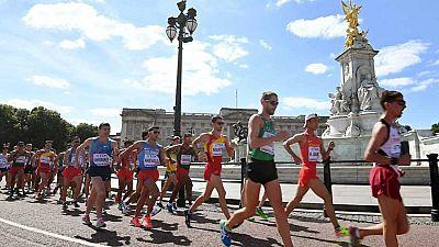 Atletismo - Campeonato del Mundo al Aire Libre. 10ª jornada sesión matinal (4), desde Londres - ver ahora