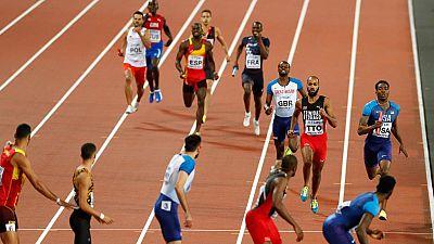 Mundial de Londres | España, quinta en el 4x400 que gana Trinidad y Tobago