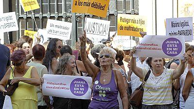 """Juana Rivas dice por carta que está huida, pero que no está haciendo """"nada fuera de la ley"""""""