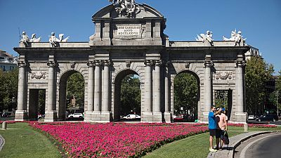 El Tiempo en la Comunidad de Madrid - 14/08/17