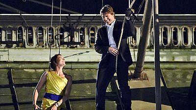 El actor Tom Cruise sufre un accidente en rodaje de su próxima película 'Misión Imposible: 6'