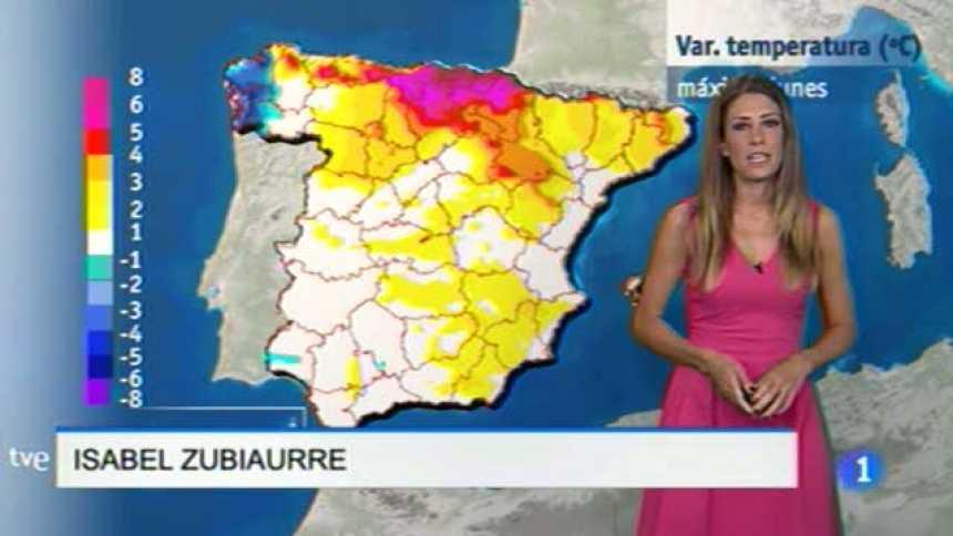 El tiempo en el País Vasco - 11/08/17